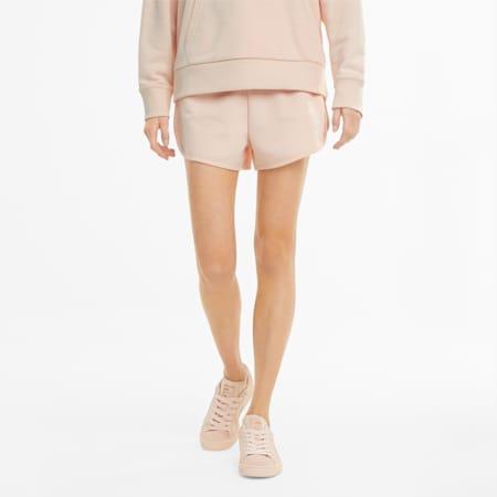 Iconic T7 Damen Shorts, Cloud Pink, small