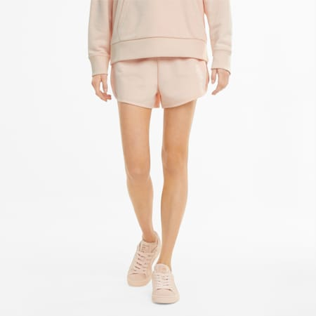 Shorts Iconic T7 donna, Cloud Pink, small