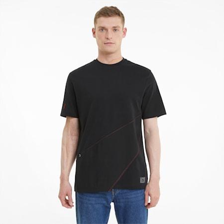 Camiseta con panel RE.GEN Unisex, Anthracite, small