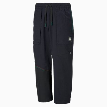 RE.GEN Woven Pants, Anthracite, small-IND
