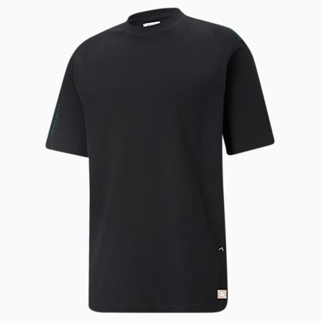 RE.GEN Unisex  Relaxed T-shirt, Anthracite, small-IND