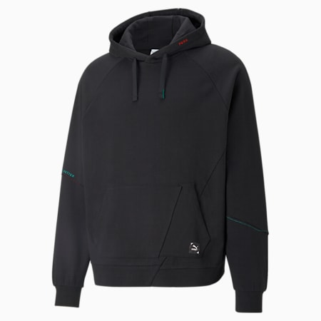RE.GEN Unisex Relaxed Hoodie, Anthracite, small-IND