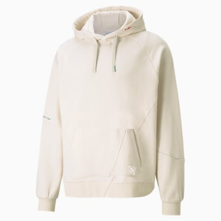 RE.GEN Unisex Relaxed Hoodie, no color-bye dye, small-IND