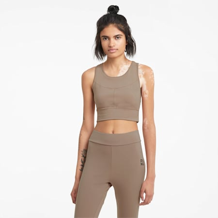Infuse Women's Crop Top, Amphora, small