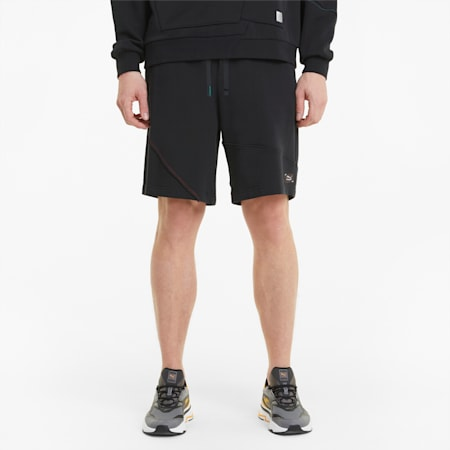 RE.GEN Unisex Shorts, Anthracite, small