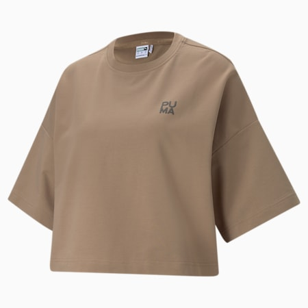 インフューズ ルース Tシャツ ウィメンズ, Amphora, small-JPN