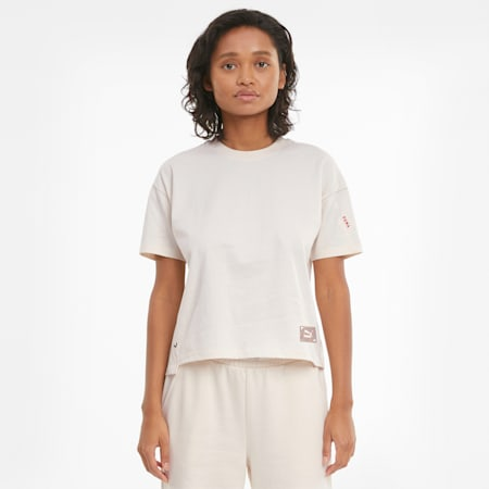 T-shirt RE.GEN femme, no color, small