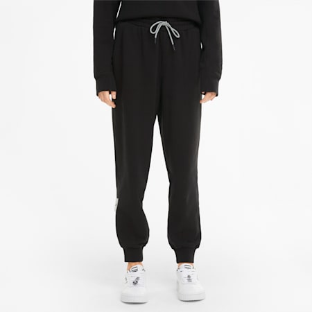 Infuse Women's Sweatpants, Puma Black, small-GBR