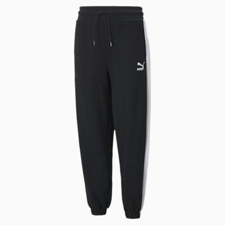 Classics relaxte joggingbroek voor dames, Cotton Black, small