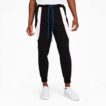 Formstrip Winterized Men's Sweatpants, Puma Black, small