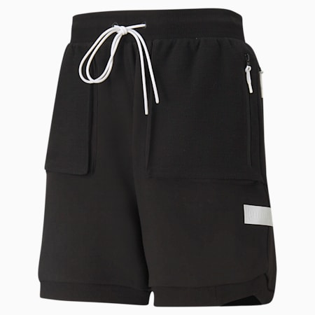 Standby Men's Basketball Shorts, Puma Black, small