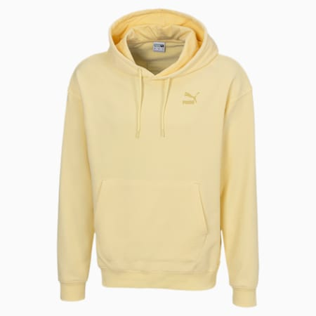 Men's Hoodie, French Vanilla, small