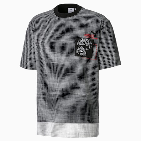 T-shirt à poche PUMA x MICHAEL LAU, homme, Puma Black, petit