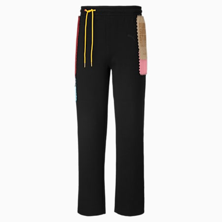 Pantaloni in maglia PUMA x MICHAEL LAU uomo, Puma Black, small