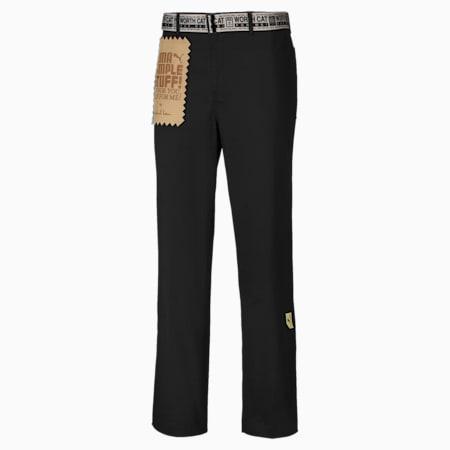 PUMA x MICHAEL LAU Men's Pants, Puma Black, small-GBR