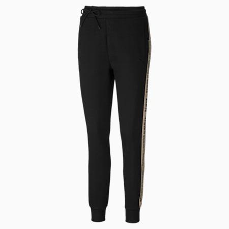 PUMA x MICHAEL LAU Women's Pants, Puma Black, small-GBR