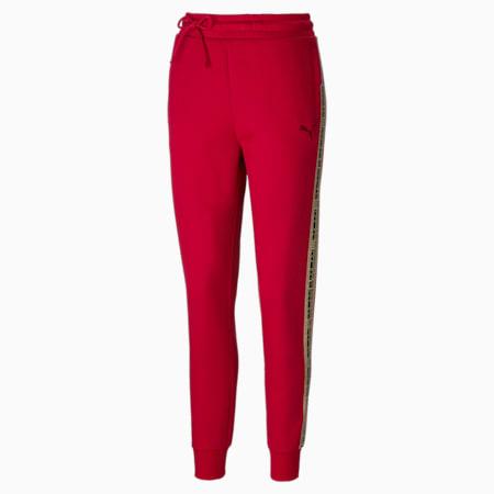 PUMA x MICHAEL LAU Women's Pants, American Beauty, small