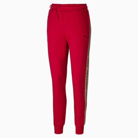 Pantalon PUMA x MICHAELLAU femme, American Beauty, small