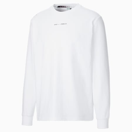 T-shirt a maniche lunghe PUMA x Felipe Pantone uomo, Puma White, small