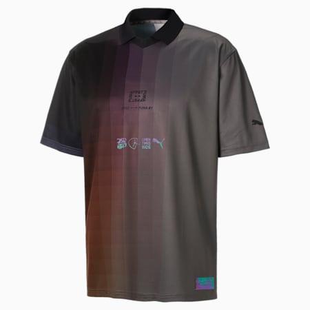 Camiseta PUMA x Felipe Pantone para hombre, Puma Black-AOP, small