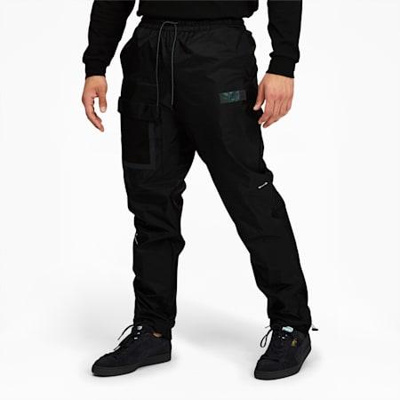 Pantalones PUMA x FELIPE PANTONEpara hombre, Puma Black, pequeño