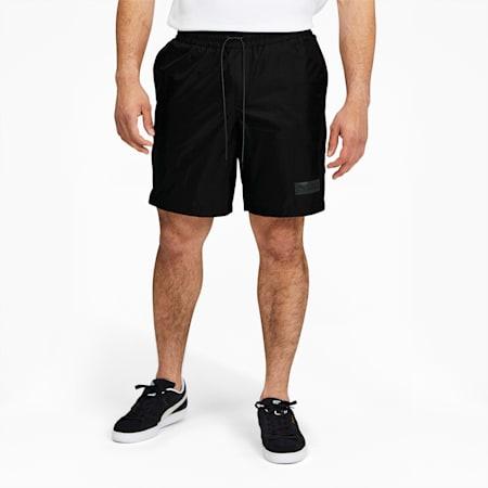 Shorts PUMA x FELIPE PANTONE de hombre, Puma Black, pequeño