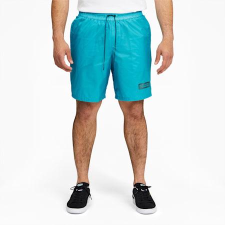 Shorts PUMA x FELIPE PANTONE de hombre, Scuba Blue, pequeño
