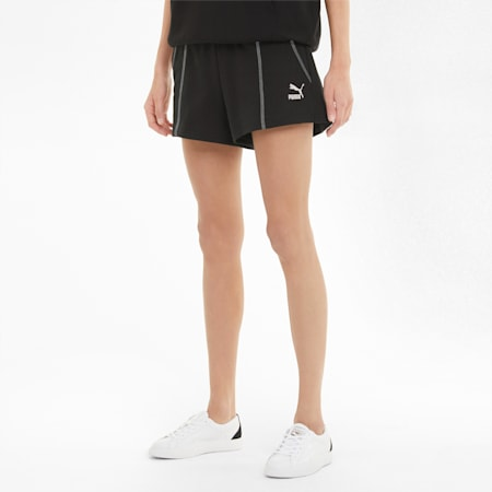 Convey Damen Shorts, Puma Black, small