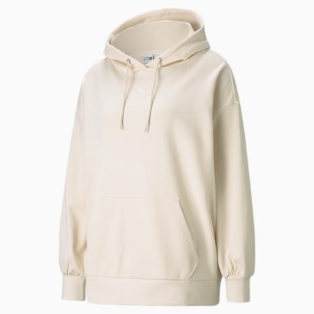 Classics Women's Oversized Hoodie, no color, small-GBR