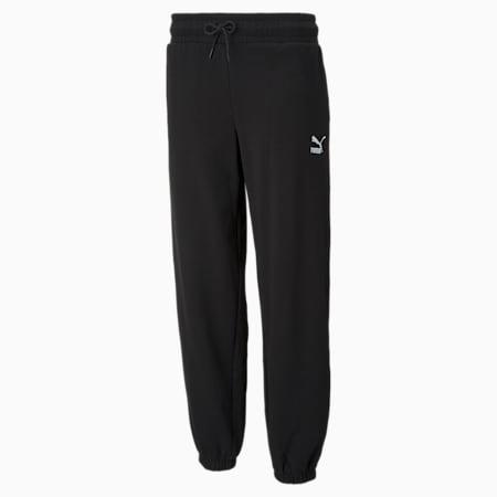 Pantalones holgados Classics para mujer, Puma Black, pequeño