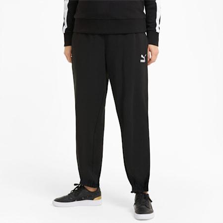 Classics Women's Relaxed Joggers, Puma Black, small-GBR