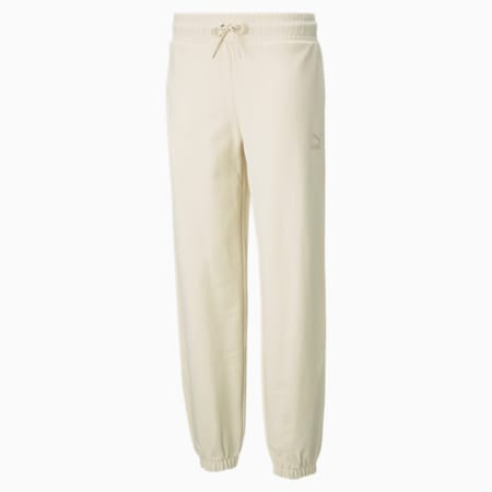 Classics Relaxed Women's Loose Sweat Pants, no color, small-IND