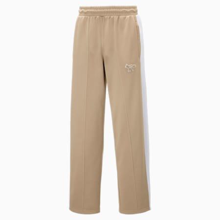 Pantaloni sportivi T7 PUMA x MAISON KITSUNÉ Unisex, Travertine, small