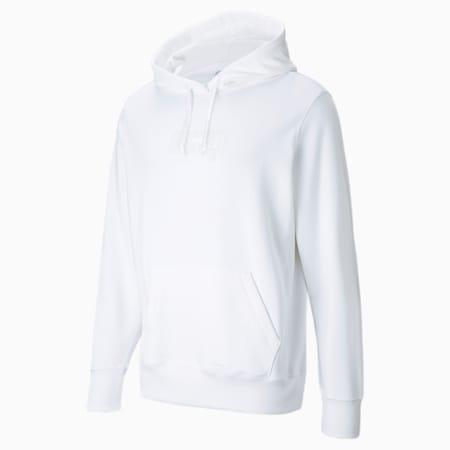 PUMA x MAISON KITSUNÉ hoodie Unisex, Puma White, small