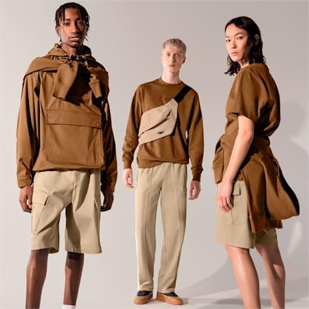 Rompevientostipo túnica PUMA x MAISON KITSUNÉ, Monk's Robe, pequeño
