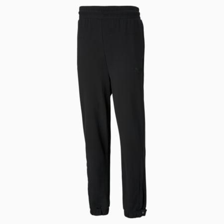 Pantalon de survêtement épais PUMA x MAISON KITSUNÉ Unisex, Puma Black, small