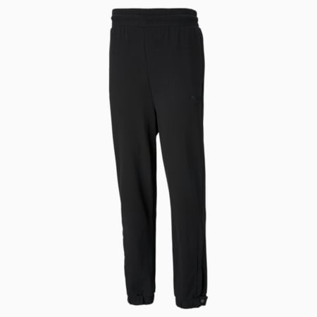 PUMA x MAISON KITSUNÉ Unisex Heavy Sweatpants, Puma Black, small