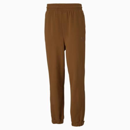 PUMA x MAISON KITSUNÉ Unisex Heavy Sweatpants, Monk's Robe, small