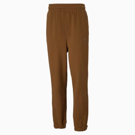 PUMA x MAISON KITSUNÉ Unisex Heavy Sweatpants, Monk's Robe, small-GBR
