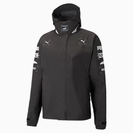 PUMA x NEMEN Shell Men's Jacket, Puma Black, small-GBR