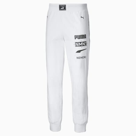 PUMA x NEMEN Racing Men's Pants, Puma White, small-GBR