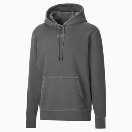 MMQ EARTHBREAK hoodie heren, CASTLEROCK, small