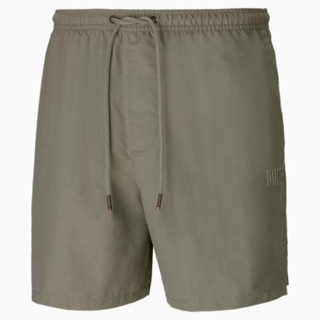 MMQ EARTHBREAK Men's Shorts, Vetiver, small
