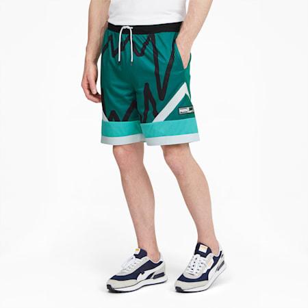Shortsde malla para básquetbol Jawspara hombre, Parasailing, pequeño