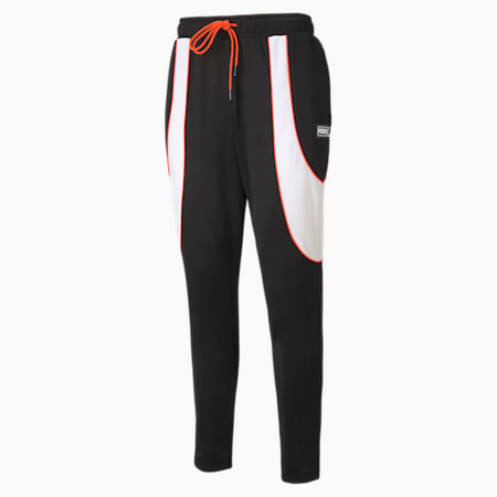 Pantalones deportivos Formstrip para hombre, Puma Black, pequeño