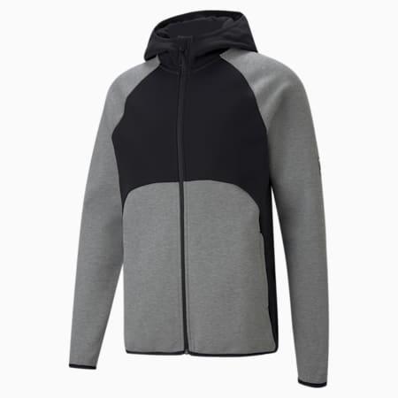 Dime Men's Basketball Jacket, MGH-Puma Black, small-GBR