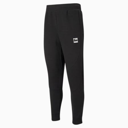 Pantalon de basketball Dime, homme, noir Puma-noir Puma, petit