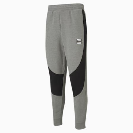 Dime Men's Basketball Pants, MGH-Puma Black, small-GBR