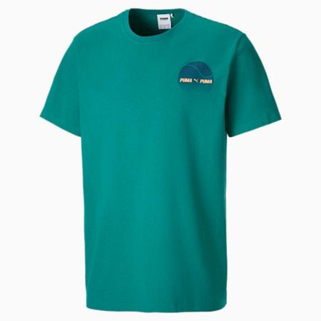 PUMA x PUMA Graphic Herren T-Shirt, Parasailing, small