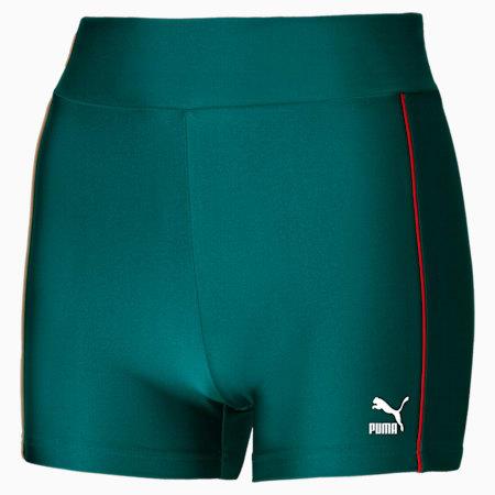 Shorts de ciclismo PUMA x PUMA para mujer, Parasailing, small